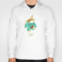 kim sy ok Hoodies featuring Ok by YiannisTees