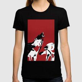 A Wolf's Bloodlust T-shirt