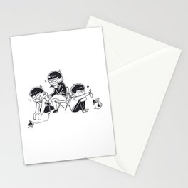 THE HOLY TRINITY PT II Stationery Cards