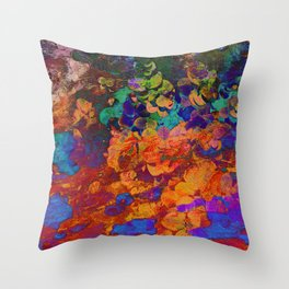 We All  Have  Scars that  Can't  be  Seen Throw Pillow