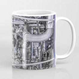 Hot Rod Blue, Automotive Art with Lots of Chrome by Murray Bolesta Coffee Mug