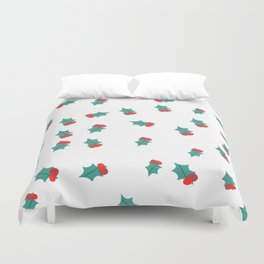 Ditsy Mistletoe Duvet Cover