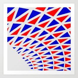 BRIT MUSEUM Art Print