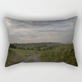 Irish landscape Rectangular Pillow