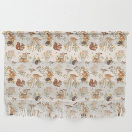 Fawn & Friends Wall Hanging