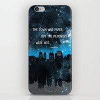 john green iPhone & iPod Skins featuring Paper Towns John Green  by denise