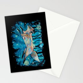 Even in the Dark Stationery Cards