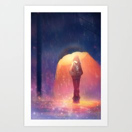 Bring Your Own Sunshine Art Print