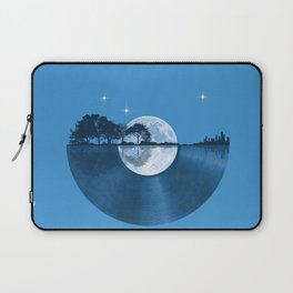Nature Guitar Record Laptop Sleeve