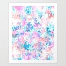 Montauk Daisy _ DAY Art Print