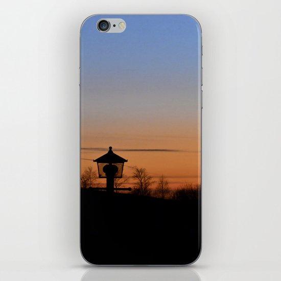 Shepherd's Delight iPhone & iPod Skin