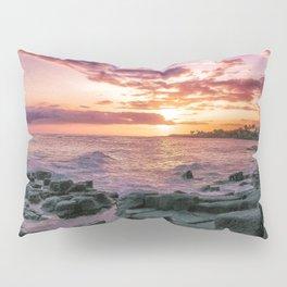 Purple, Kauai, Hawaii, Poipu Pillow Sham