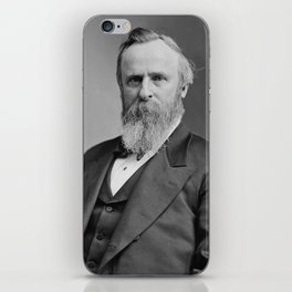 President Rutherford B. Hayes iPhone Skin