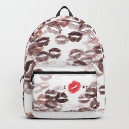 Smooching NYC Backpack