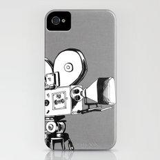 vintage filming Slim Case iPhone (4, 4s)