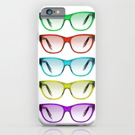 SUMMER SUNGLASSES iPhone & iPod Case