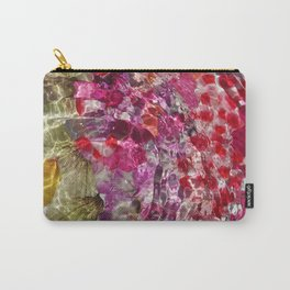 Rippled petals Carry-All Pouch