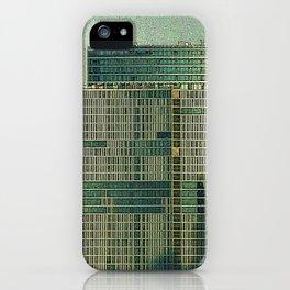 Milano City iPhone Case