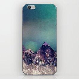 Mini Mountains iPhone Skin