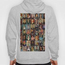 Amadeo Modigliani Montage Hoody