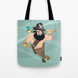 Merscalywag Tote Bag