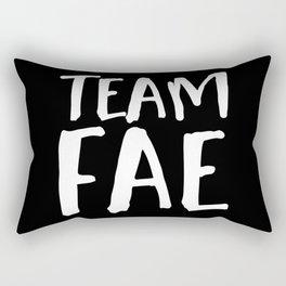 Team Fae - Inverted Rectangular Pillow