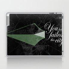 The Arrow Laptop & iPad Skin