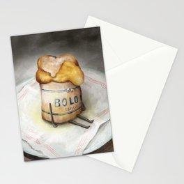 Bolo de Arroz - The Loner Stationery Cards