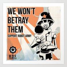 Propaganda Series 5 Art Print