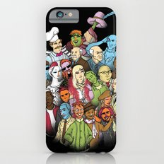 They Were All Human Beings iPhone 6s Slim Case