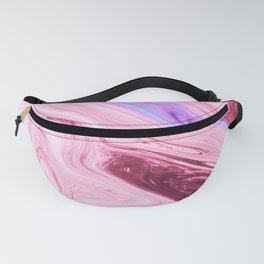 Marble Rose pattern Fanny Pack