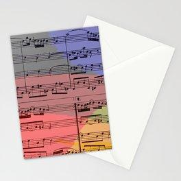 Rainbow Air Stationery Cards