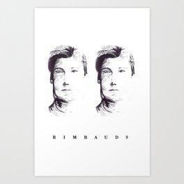 Rimbauds Art Print