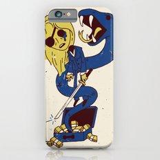 California Mountain Snake VS Black Mamba Slim Case iPhone 6s