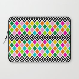 DIAMOND - White Laptop Sleeve