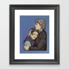 I Still Know Framed Art Print