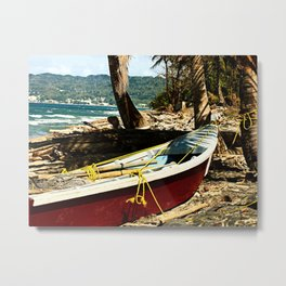 Near Aguadilla Metal Print