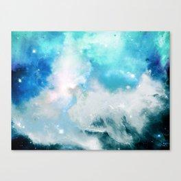 γ Gatria Canvas Print