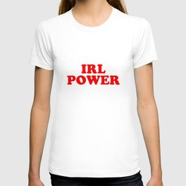 IRL Power T-shirt