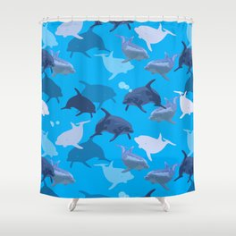 Aquaflage Shower Curtain