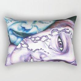 Loves Touch  Rectangular Pillow