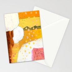 Goldish Stationery Cards