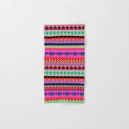 Tribal Stripe Hand & Bath Towel