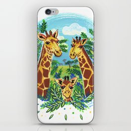 Pride and Joy iPhone Skin