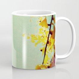 Gingko Branches Coffee Mug