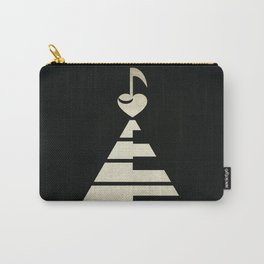 piano music Carry-All Pouch