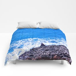 The blue sea Comforters