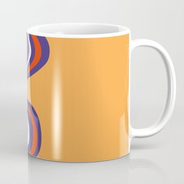 Psychedelic Spill Coffee Mug