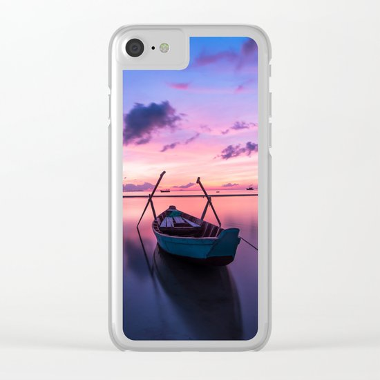 Phu Quoc Island, Vietnam Clear iPhone Case
