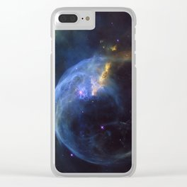 The Bubble Nebula NGC 7653 Clear iPhone Case